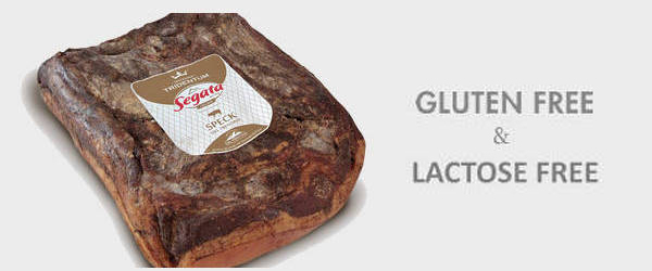 Focus on: salumi senza glutine e lattosio