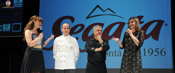 Segata at Casinò of Campione d'Italia