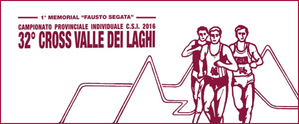 1°Memorial Fausto Segata – 32°Cross Valle dei Laghi
