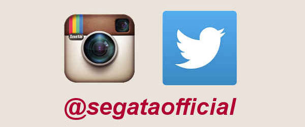 Social Segata: new Instagram and Twitter accounts!