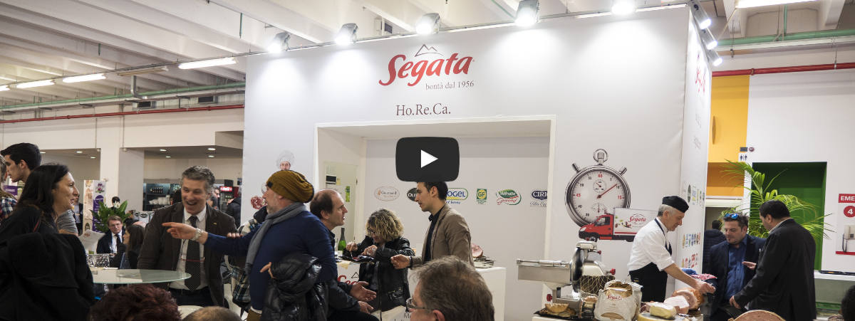 Segata at Expo Riva Hotel 2017