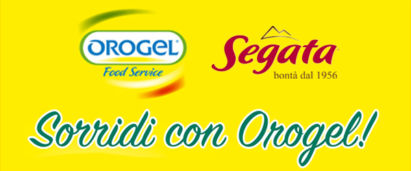 "Segata partecipa all'evento ""Sorridi con Orogel"""